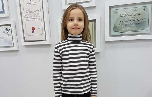 najmladji pacijent poliklinike DIVA