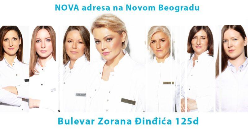 Diva na Novom Beogradu